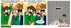 Eddsworld comic
