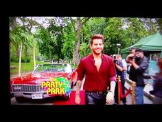 Adam Lambert Arrives in Style @GMA 6/19/15