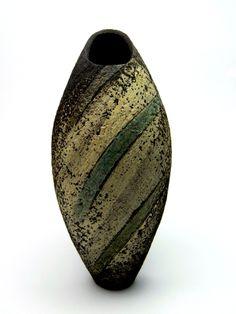 Belus - height from Katy O'Neil Ceramics Coil Pots, Vase, Ceramics, Home Decor, Ceramica, Pottery, Decoration Home, Room Decor, Ceramic Art