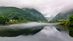 Tarnita dam, Romania - Photography by Arpad Laszlo