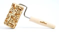 CATS No. 5 MIDI Embossing rolling pin Engraved rolling pin Funny cats