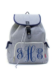 A personal favorite from my Etsy shop https://www.etsy.com/listing/239858206/personalized-book-bag-monogrammed-book