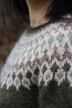 Ravelry: tetedelinoth's Treysta Free Knitting Patterns For Women, Crochet Patterns For Beginners, Knitting Stitches, Baby Knitting, Knitting Sweaters, Winter Sweaters, Sweaters For Women, Crochet Classes, Icelandic Sweaters