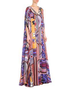 Vestido Chimba - Adriana Barra - Roxo   - Shop2gether