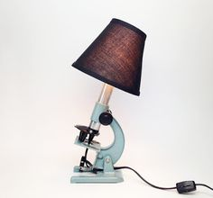 Microscope lamp <3