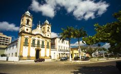 Centro histórico. Foto: Luis Morais/Viajeaqui