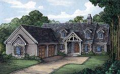 - 24041BG | Craftsman, 1st Floor Master Suite, Butler Walk-in Pantry, CAD Available, PDF, Split Bedrooms | Architectural Designs