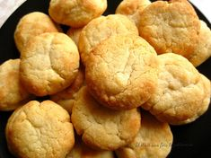 biscuits aux jaunes d'oeuf