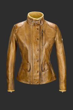 Resultado de imagen para matchless leather shearling