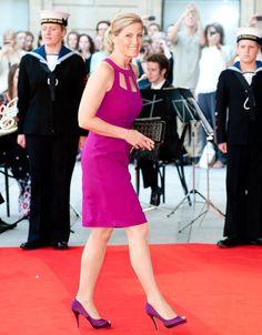 Condesa Sophie de Wessex #royals #royalty