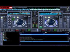SUPER MEZCLA En Virtual Dj Musica Electronica 2012 Sesion N 8