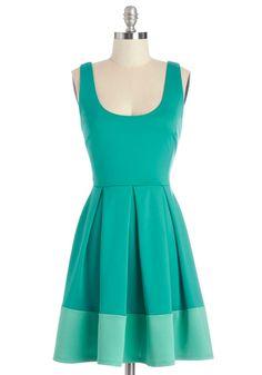 Emerald elegance.