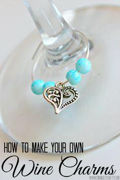How+to+Make+Wine+Charms+http://cmongetcrafty.com/how-to-make-wine-charms/