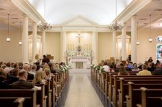 St Mary's of the Mills Church, Maryland Wedding   Ashley Goverman Photography