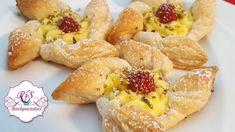 Schnelle Blätterteig Vanillepuddingteilchen~Pudingli Milföy Pastaciklar