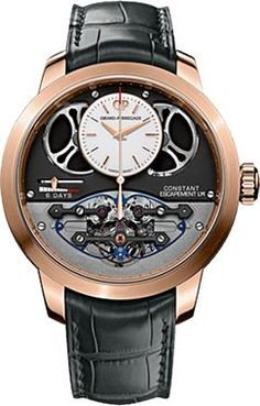 Girard-Perregaux Haute Horlogerie Constant Escapement L. Stylish Watches, Luxury Watches For Men, Cool Watches, Watch Master, Girard Perregaux, Jewelry Boards, Fashion Watches, White Gold, Rose Gold