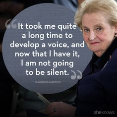 Madeleine Albright Quotes Alluring A Special Place In Hell For Women Who Don't Help Each Other .
