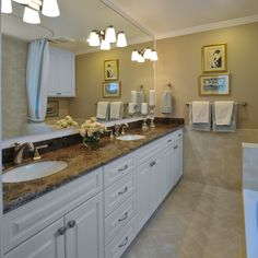 Beautiful Bathroom from Converted Closet