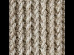 My Tunisian Crochet: Tunisian Twisted Knit Stitch (Ttks)