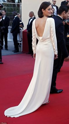 Marion Cotillard Dior Cannes