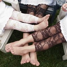 Perfect! Hand sewn baby and children lace leggings by VintageChicCouture, $8.99