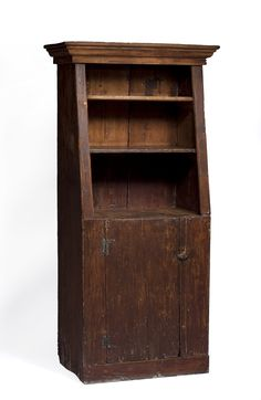 American canted cupboard - Google Search