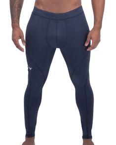 Go Getter, Sport Pants, Snug, Workouts, Leggings, Zipper, Navy, Inspired, My Style
