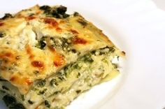 Baked Green Lasagne (Lasagne Verde al Forno)    Ingredients:     *50g butter   *50g pancetta,finely diced  *1small onion,finely chopped  *1carrot,finely diced  *50g mushrooms, finely sliced  *225g beef  *100g chicken livers,finely chopped  *15ml tomato puree  *150ml dry white wine  *300ml beef stock  *5ml sugar  *Salt  * 450 ml/2 cups milk  * 25 g/1/4 cup plain (all-purpose) flour  * 1 bay leaf  * 8 sheets no-need-to-precook green lasagne  * 50 g/1/2 cup Parmesan cheese, grated