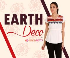 The most awaited collection 'The Earth Deco' of 2015 is here. From subtle beige to bold reds, we have created a collection from finest natural yarns which keeps you calm and breezy during summers. #EarthDeco #SS15 #FreeSpirit