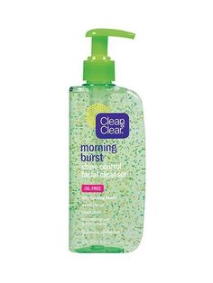 Shop & compare prices : Clean Clear Morning Burst Shine Control Facial Cleanser With Bursting Beads . Cleanser For Oily Skin, Oily Face, Oily Skin Care, Facial Cleanser, Skincare For Oily Skin, Best Face Wash, Acne Face Wash, Acne Skin, Skin Care Routine For 20s
