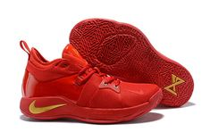 Where To Buy Nike Zoom Paul George Nike Zoom Playstation Mens Original Basketball  Sports University Red Yellow 4e80d8a5d