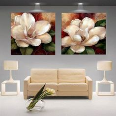 Modern white lotus definition pictures canvas Home Decoration living room Wal.,Modern white lotus definition pictures canvas Home Decoration living room Wall modular painting Print (no frame) Immortalize Your Memories wit. Canvas Home, Wall Canvas, Wall Art, Living Room Pictures, Modern Art Prints, Living Room Art, Canvas Pictures, Room Paint, Painting Prints