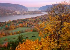 Autumn View, West Point