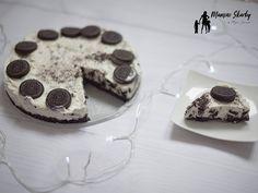 Sernik oreo bez pieczenia #sernik #oreo #sernikoreo #przepisy Oreo, Nutella, Cookies, Chocolate, Cake, Desserts, Food, Crack Crackers, Tailgate Desserts