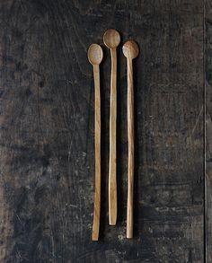 Wood Spoons by Hiroyuki Watanabe | Analogue Life