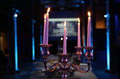 La magia delle candele...