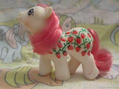 Sold £50.00 BIN G1 My Little Pony *Baby Sugarberry ~ Mail Order* ~ ♪•*¨*•Sarah Bee Sales•*¨*• ♪ | eBay