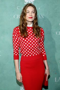 Michelle Monaghan Photos - Michelle Monaghan attends the 11th annual celebration of the 2018 female Oscar nominees presented by Women in Film at Crustacean on March 2, 2018 in Beverly Hills, California. - 11th Annual Celebration Of The 2018 Female Oscar Nominees Presented By Women In Film - Arrivals