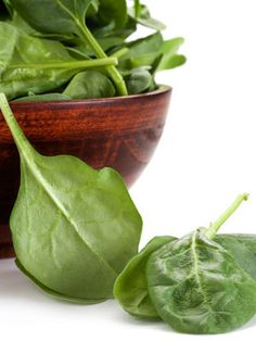 Spinach is always a good idea. The magnesium and other mineral nutrients help improve your stress response. Food for Stress at WomansDay.com - Healthy Eating - Woman's Day