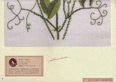 pointgram: Cross Stitch By Gerda Bengtsson