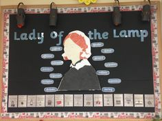 Florence Nightingale - like the timeline down the bottom (could get children to do these instead)