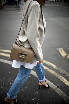Loewe Barcelona Bag — Shot From The Street