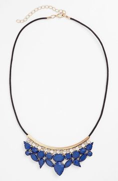 Beatiful blue necklace (only $18)