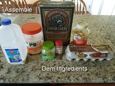 Lazy Man Nutrition: Protein Pancakes
