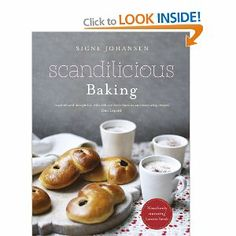 {Scandilicious Baking, Signe Johansen.} Absolutely gorgeous baking book. The Toscakaka and various buns are my favourites so far.