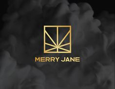 Symbol for Merry Jane Media, an online resource for all things cannabis.