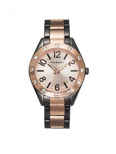 Reloj VICEROY Mujer OFERTA 115€ Aprovéchala. Para COMPRAR o más INFO aquí: http://evpo.st/1uyL1uV  www.outletrelojes.com #joieriacanovas #outletrelojes #relojesmarea #relojesmujer