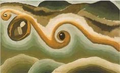 pinkpagodastudio: Arthur Dove--The Deep Mystery of Nature