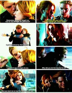 #Clace #Shadowhunters Season 2 - Season 1