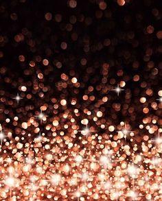 Rosegold sparkle